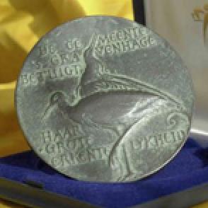 Bij haar 60-jarig bestaan ontving de wijkvereniging in 2005 de stadspenning van de gemeente Den Haag.